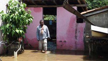 'Max' causa severos daños en Guerrero