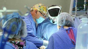 Médicos de IMSS realizaron cirugía a corazón abierto durante sismo