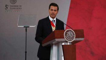 Peña Nieto encabeza ceremonia por Gesta Heroica de los Niños Héroes