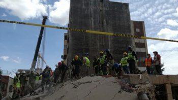 Piden que empresas respondan por daños en edificaciones