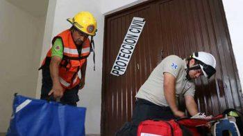 Rescatistas de NL viajarán a la CDMX para ayudar tras sismo