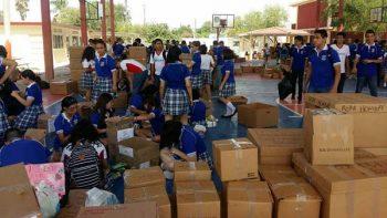 Reynosa solidaria con los damnificados del sismo