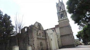 Ruinas históricas del Valle de México resisten al sismo
