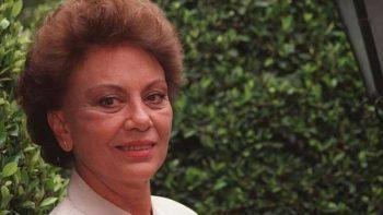 Reportan muerte de la actriz Saby Kamalich