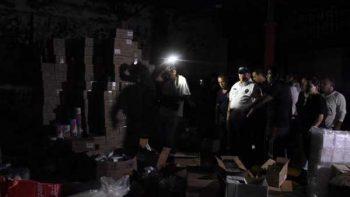 Saquean bodega con ayuda para damnificados en Morelos
