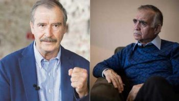 Vicente Fox compara al empresario Alfonso Romo con Hitler