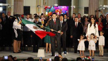 Festejan familias de Guadalupe 'Día de la Independencia'