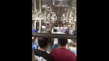 Autoridades investigan agresión ocurrida en línea del Metro