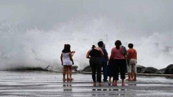 Emiten alerta azul en Sinaloa por la tormenta tropical 'Norma'