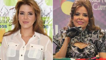"""Me cae mal esa ex presidiaria"", dice Alicia Machado de Gloria Trevi"