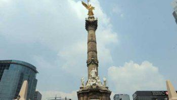 Piden revisar Ángel de la Independencia por daños tras sismo