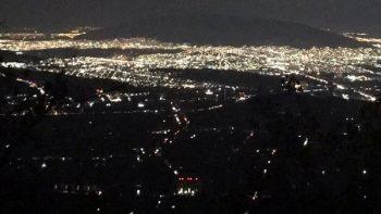 Falla en la operación de la Subestación San Jerónimo de Monterrey provocó apagón