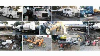 Aseguran más de 200 mil litros de combustible robado en Guanajuato