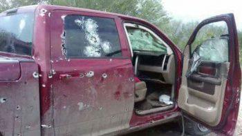 Habitantes de Reynosa padecen intensas jornadas de violencia
