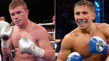 'Canelo' vs Golovkin supera la pelea frente a Chávez Jr