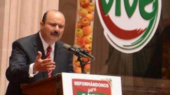 Fepade presenta solicitud de extradición de César Duarte