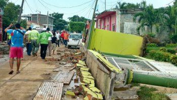Urge Manuel Velasco a evacuar las poblaciones costeras de Chiapas