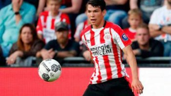 'Chucky' Lozano es expulsado en derrota del PSV
