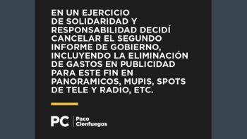 Anuncian que no habrá gastos para segundo informe en Guadalupe