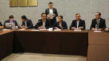 Comisión de Anticorrupción da a conocer a los aspirantes al Comité de Acompañamiento