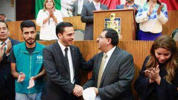 Patrocina congreso a rescatistas para apoyar a damnificados en Morelos
