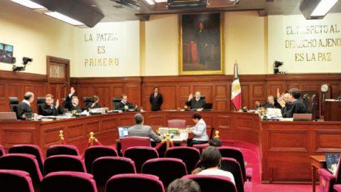 Corte desecha impugnaciones de Comisiones de DH a Ley de seguridad