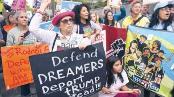 Red consular difunde acciones para 'Dreamers'