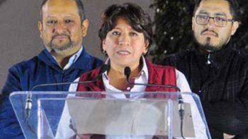 Culmina uno de los mayores fraudes de México: Delfina Gómez