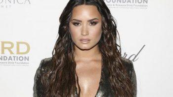 Demi Lovato cumple seis años sin beber