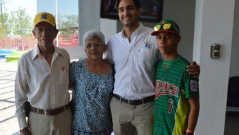 Familia Juárez agradece al DIF Reynosa el apoyo para ir a Williamsport (VIDEO)