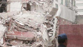 Empresa ofertaba edificio resistente a sismos y colapsó