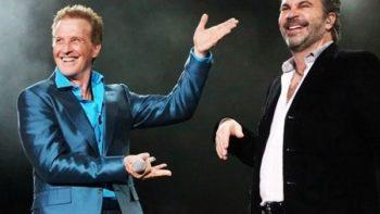 Emmanuel y Mijares donan lo recaudado en concierto a damnificados