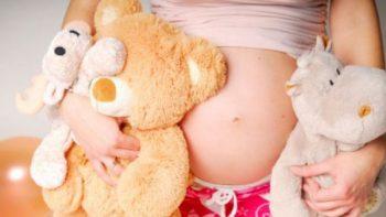 Cinco señales comunes del embarazo