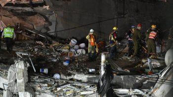 En el edificio de Álvaro Obregón 286 hay 39 cuerpos por rescatar (VIDEO)