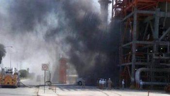Niega Pemex explosión en Refinería de Cadereyta