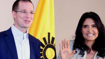 Alistan PRD, PAN y MC presentación del Frente al INE