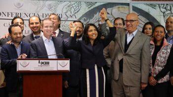 Frente Ciudadano por México busca dar marcha atrás al 'gasolinazo'