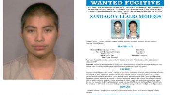 FBI ofrece recompensa de 100 mil dólares por Santiago Villalba Mederos