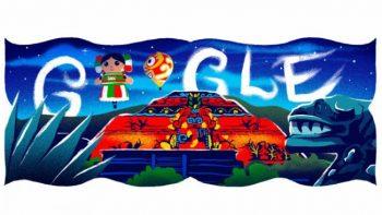 Celebra la Independencia de México con Google
