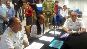 Gobernador de Guerrero pide prevenirse ante lluvias por 'Max'