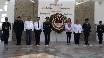 Autoridades conmemoran 170 aniversario de la gesta heroica de los Niños Héroes