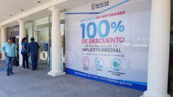 Invita Gobierno Municipal a aprovechar descuento de recargos en Impuesto Predial