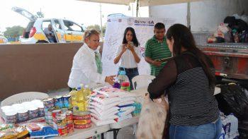 Invita Gobierno Municipal a incrementar ayuda a damnificados