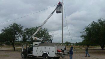 Iluminan a Reynosa más de 20 mil lámparas más