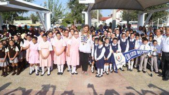 Celebra R. Ayuntamiento 170 Aniversario de la Gesta Heróica de los Niños Héroes