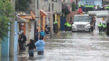 Nuevo gobierno preocupado por seguros para desastres naturales