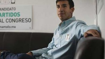 Denuncia Pedro Kumamoto amenazas de muerte
