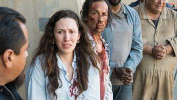 Lisandra Tena lucha con zombis en 'Fear The Walking Dead'