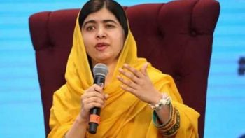 Malala: Urge apoyar la educación