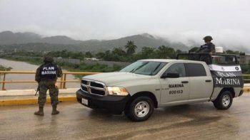 Reportan 300 casas inundadas por lluvias de 'Max' en Guerrero